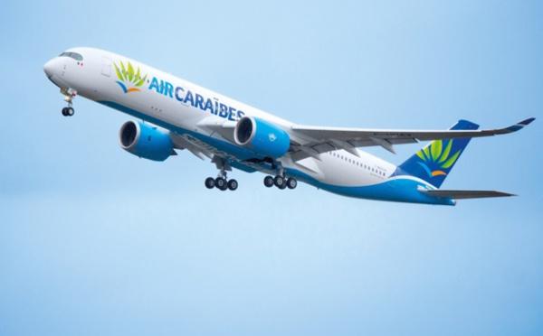 Air Caraïbes réceptionne son 2e Airbus A350 XWB