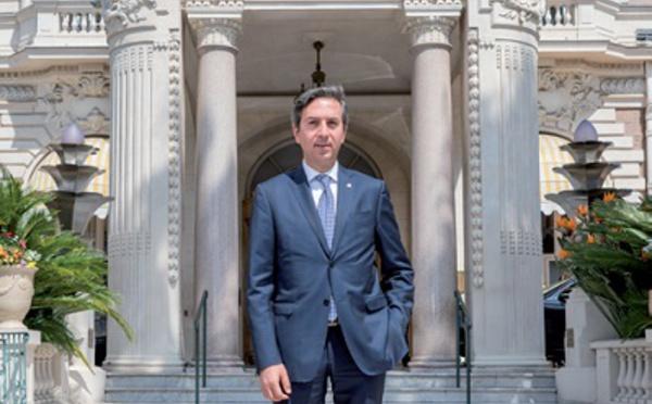 InterContinental Carlton Cannes : Giuseppe Vincelli, nouveau directeur général