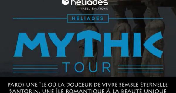 MythicTour Héliades dans les Cyclades : quatrième journée de découverte