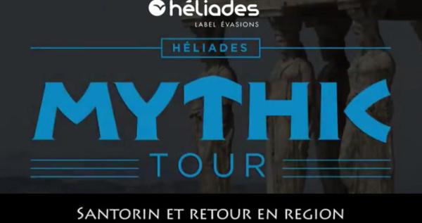 MythicTour Héliades à Santorin : dernier jour de découverte