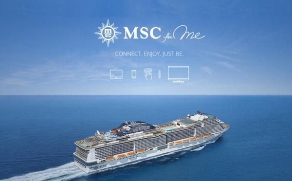 MSC Croisières : sans la technologie, la gestion des grands navires de croisières serait impossible