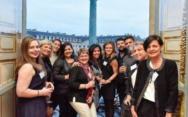 Kimpton réunit 140 pros du MICE, du tourisme de loisirs et du Business travel à Paris