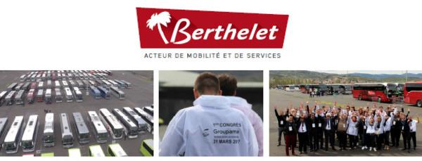 Groupama a fait confiance à Berthelet pour son 1er congrès Rhône-Alpes Auvergne