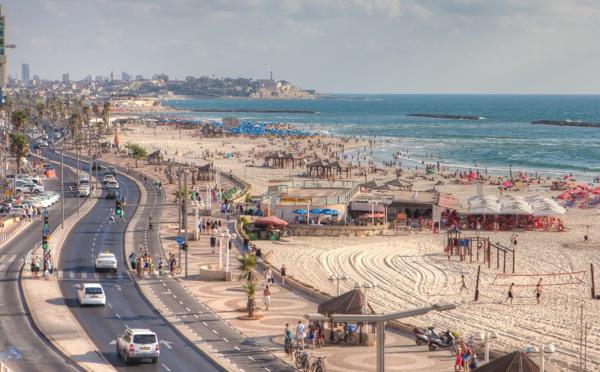 Israël : la France, premier marché européen, progresse de +6%