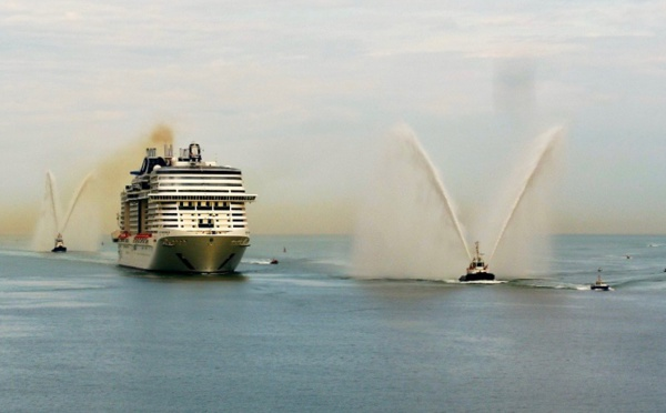 MSC Croisières : le MSC Meraviglia, un navire hyper connecté (vidéo)