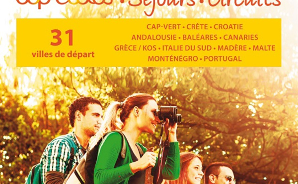 Top of travel sort sa brochure groupes et GIR 2018