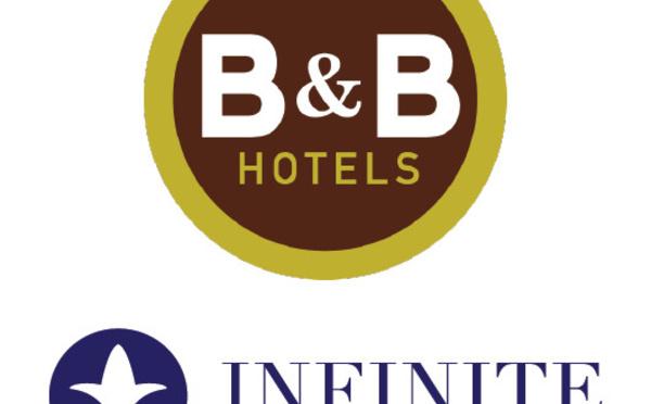 Infinite Hotel intègre l'offre B&B Hotels