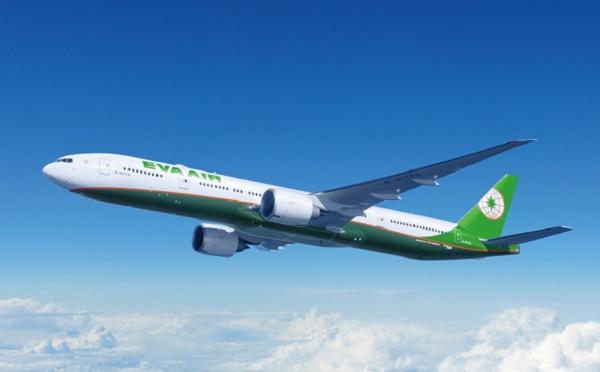 EVA Air, l'EVAsion au bout des ailes
