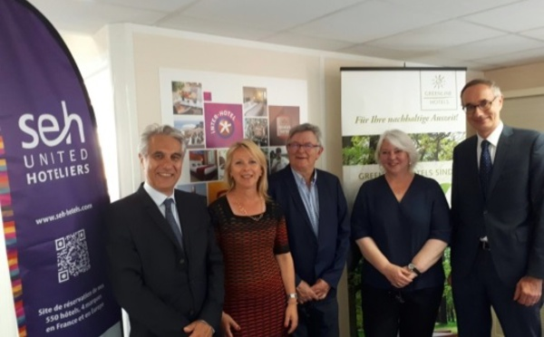 SEH United Hoteliers s'associe au groupe allemand GreenLine Hotels