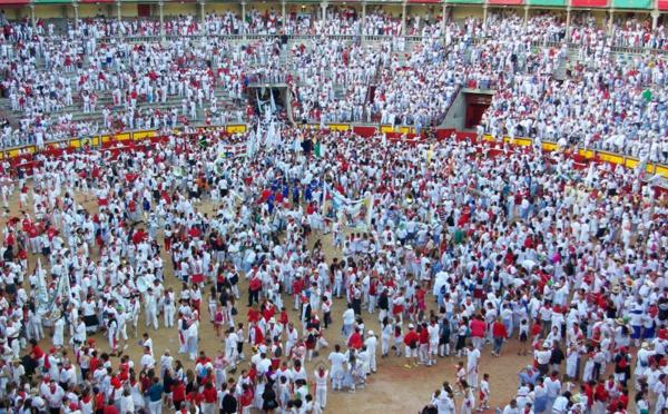 Espagne : en juillet, Pampelune vit au rythme de la San Fermín