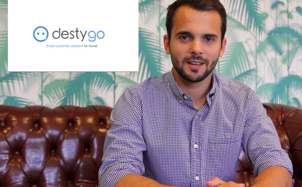 Chatbots : Destygo lève 1 million d'euros pour renforcer son développement (vidéo)