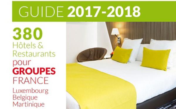 Hotelgroupes-Restogroupes : 25 nouveaux adhérents font leur entrée dans le guide 2017/2018