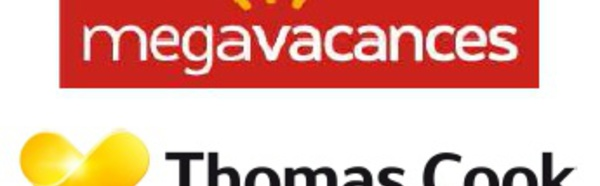 Megavacances référencé dans les agences Thomas Cook en France