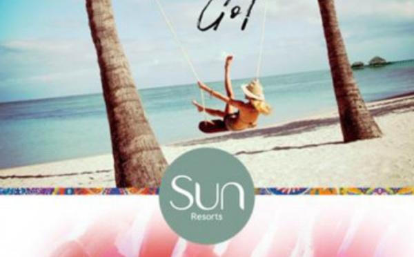 Sun Resorts fait gagner des chèques-cadeaux de 150 € aux agents de voyages
