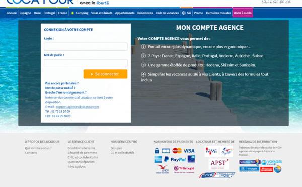 Locatour ouvre ses ventes hiver 2017/2018 sur son site B2B
