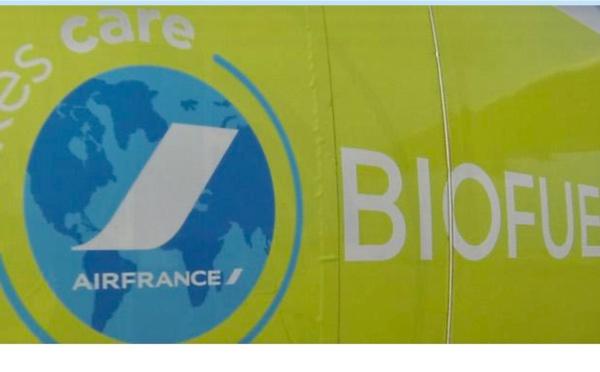 """Air France, partenaire des """"Palmes du Tourisme durable"""""""