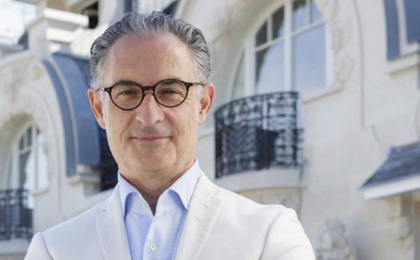 Paris : Jean-Luc Cousty nommé directeur général de l'hôtel Lutetia