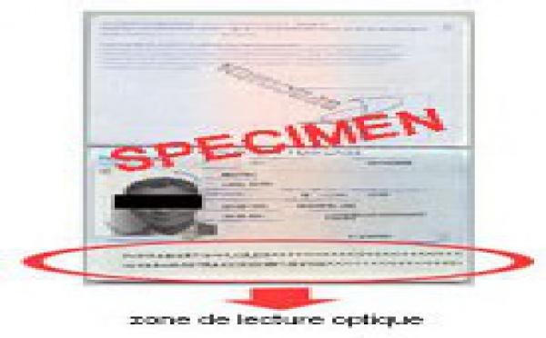 Passeports à lecture optique requis pour 27 pays à partir du 26 juin