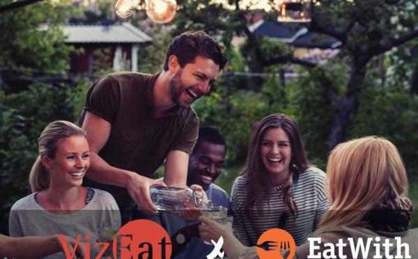 Social dining : Vizeat rachète son concurrent américain EatWith