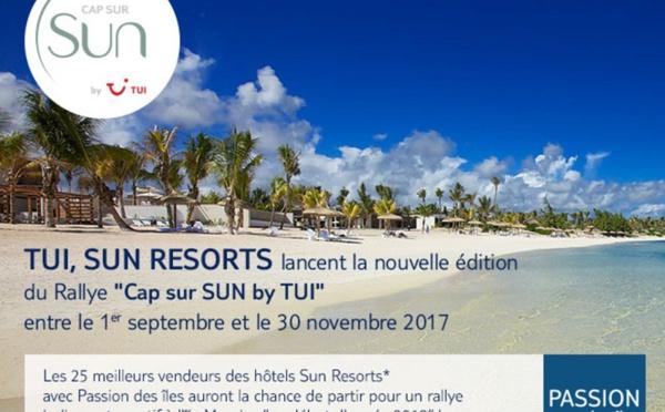 TUI lance un challenge en partenariat avec Sun Resorts