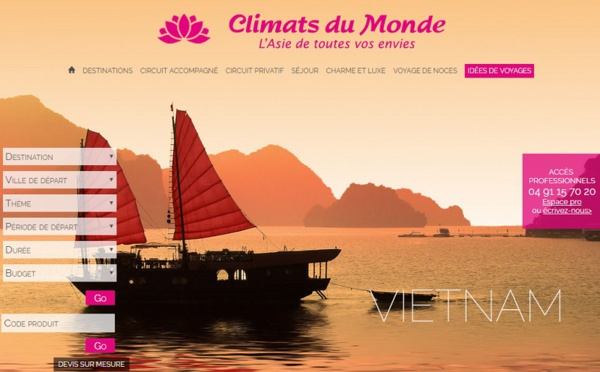 Marseille : huit postes à pourvoir chez Climats du Monde