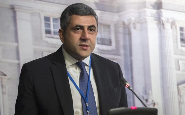 OMT : Zurab Pololikashvili nommé secrétaire général
