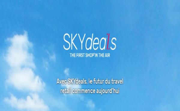 Skydeals remporte le start-up contest de la CTT