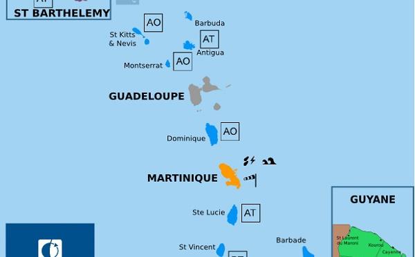 Ouragan Maria : réouverture de l'aéroport international Martinique Aimé Césaire