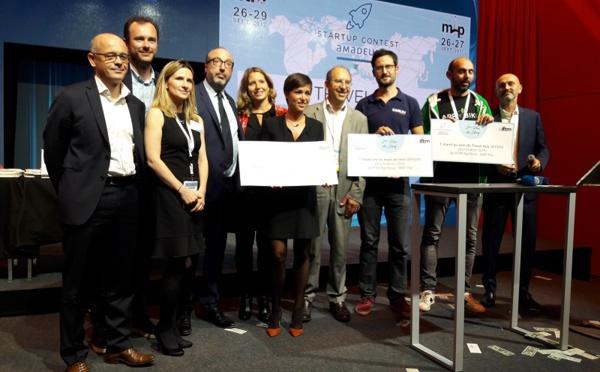 Start-up Contest by Amadeus : TravelCar remporte la troisième édition