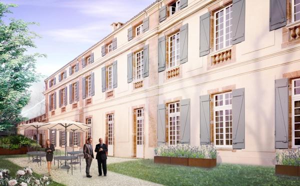 Haute-Garonne : le Château de Drudas, une nouvelle adresse pour les séminaires