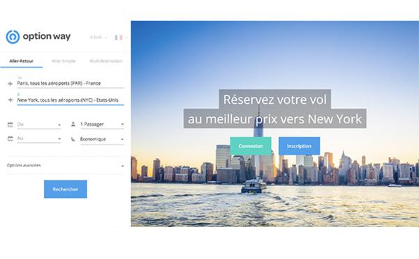 Nouveau site : OptionWay améliore son expérience client