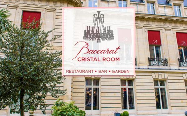 Le groupe Ludéric acquiert le Cristal Room