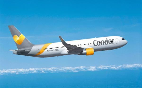 Condor : Embarquement immédiat