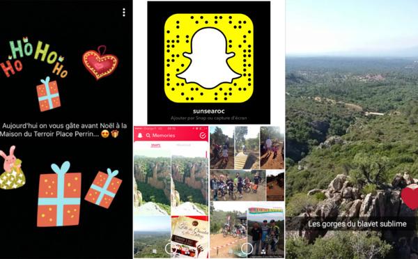 Tourisme : comment utiliser Snapchat dans sa stratégie digitale ?