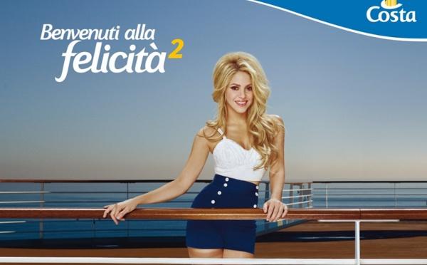 Costa Croisières : des places à gagner pour le concert de Shakira