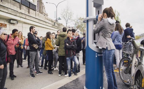 Pau : Timescope remporte le start-up contest des #ET13