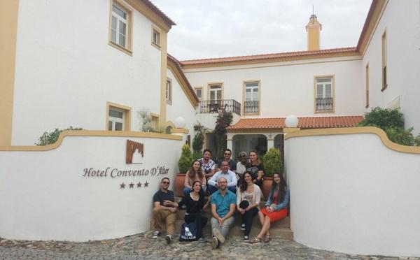 Aigle Azur en eductour au Portugal