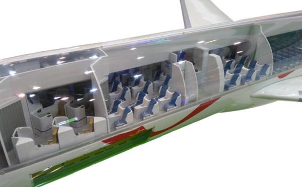 Russes et Chinois s'allient pour la construction d'un avion long-courrier