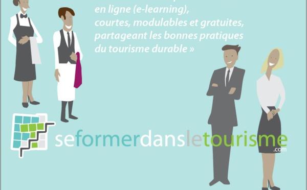 Seformerdansletourisme.com candidate aux Palmes du Tourisme Durable