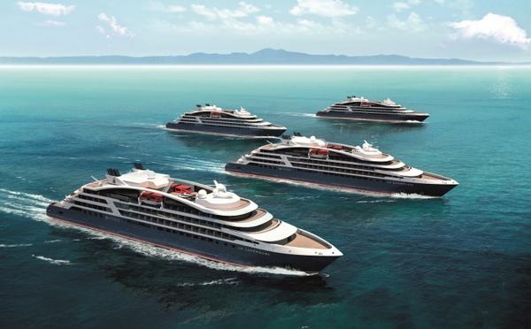 Grâce à ses nouveaux navires, Ponant mise sur une croissance de 45% en 2019