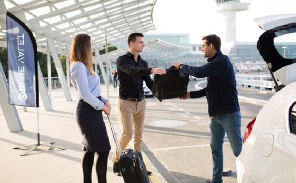 IV. Aéroports, gares : le voiturier-parking, l'anti-stress du voyageur