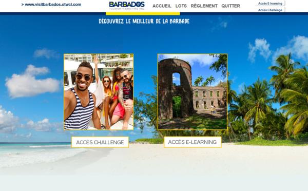La Barbade fait gagner un séjour de 7 jours aux agents de voyages