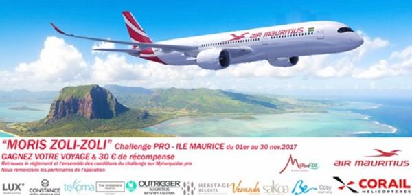 Challenges Turquoise To : un voyage à l'île Maurice et un autre à la Réunion en jeu !