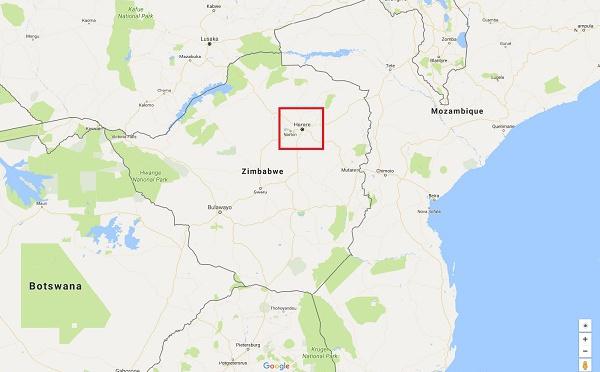 Zimbabwe : situation tendue après l'intervention de l'armée