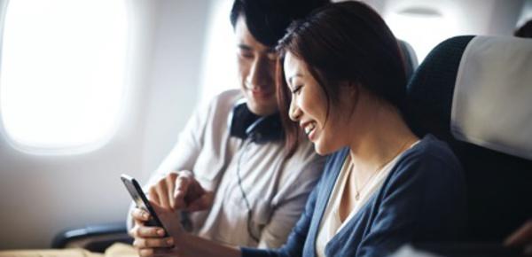 Cathay Pacific étend le Wifi à bord de sa flotte