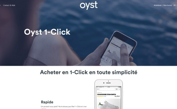 Oyst, l'application qui permet d'augmenter ses ventes sur Internet