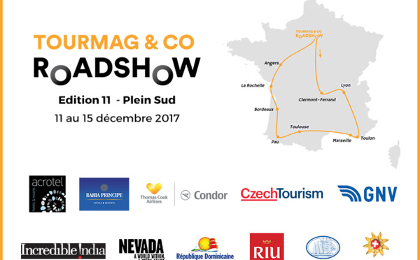 L'Inde met le cap sur le Sud avec le 11e TourMaG and Co RoadShow !