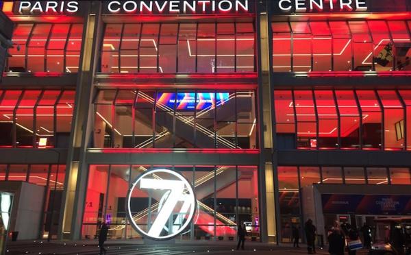 Paris inaugure le plus grand centre de congrès d'Europe