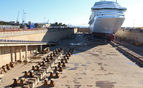 Marseille : 2,5 millions de croisiéristes dans le collimateur pour 2025
