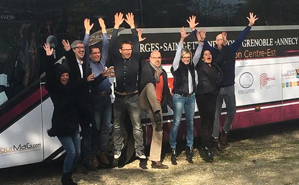TourMaG & Co RoadShow  : retour sur la 10ème édition dans le Centre-Est de la France et la Suisse